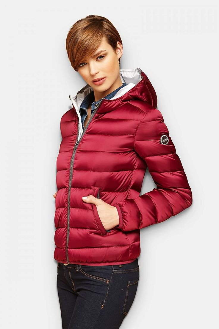 Piumino donna in raso http://v.downjackettoparea.com Cannadagoose JACKETS is on clearance sale, the world lowest price. --The best Christmas gift $169