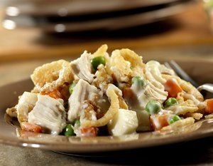 Hot Chicken & Potato Salad