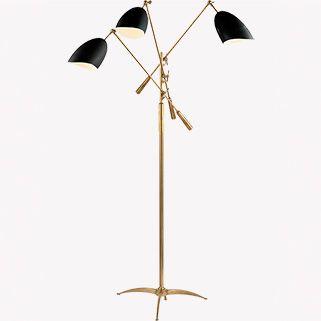 Торшеры, напольные светильники - Галерея света Visual Comfort Gallery