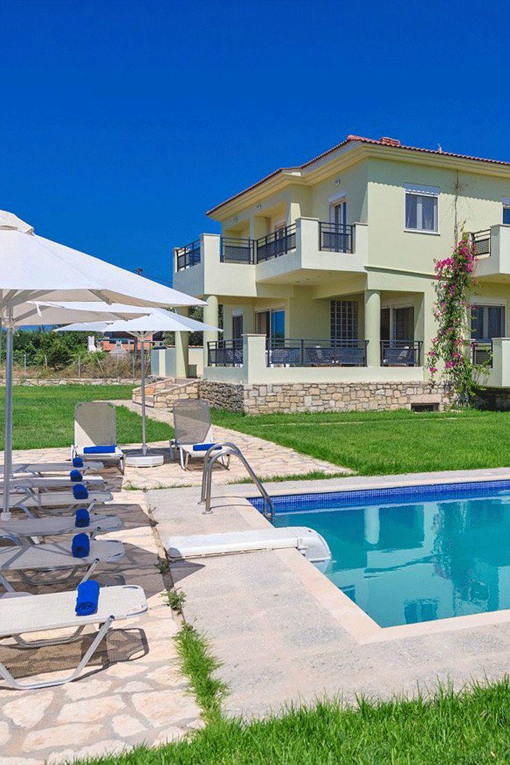 Villa Grigoris in Sfakaki, Rethymno, Crete