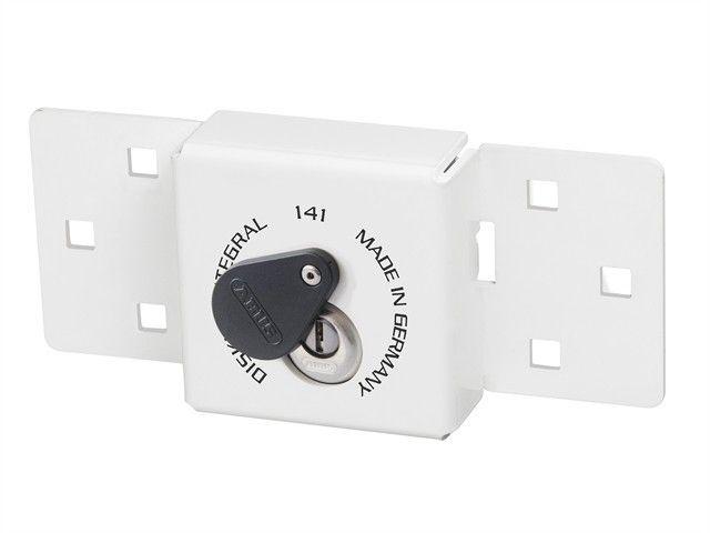 Abus 141/200 Integral Van Lock & 26 Series 70mm Diskus Padlock - Padlocks - Locks, Key Cabinets, Safes & Chains - Security - Ironmongery & Security | Jewson Tools Direct