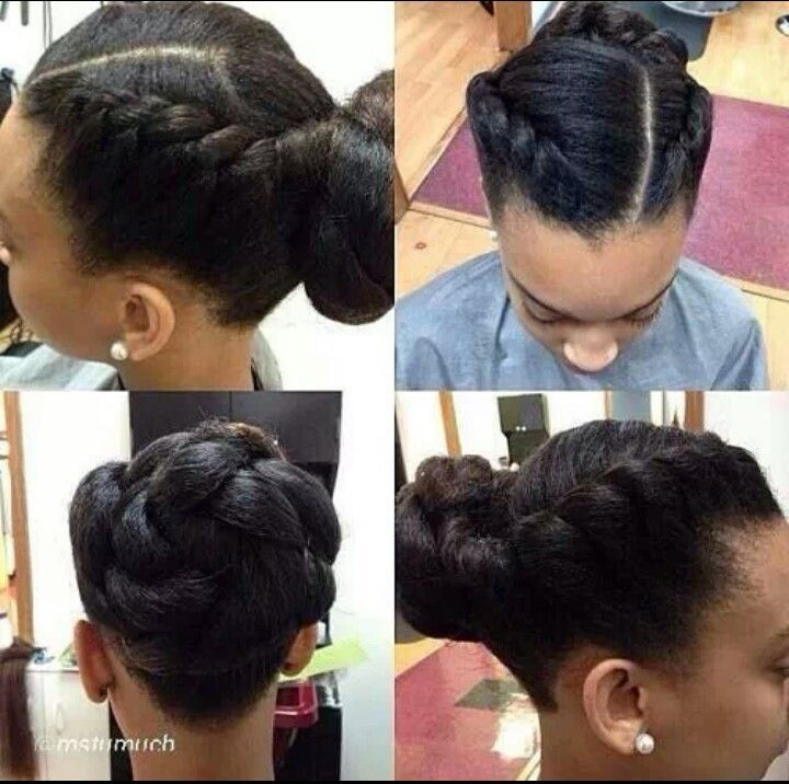 flat twist hairstyles for black women | Natural hair styles for black women