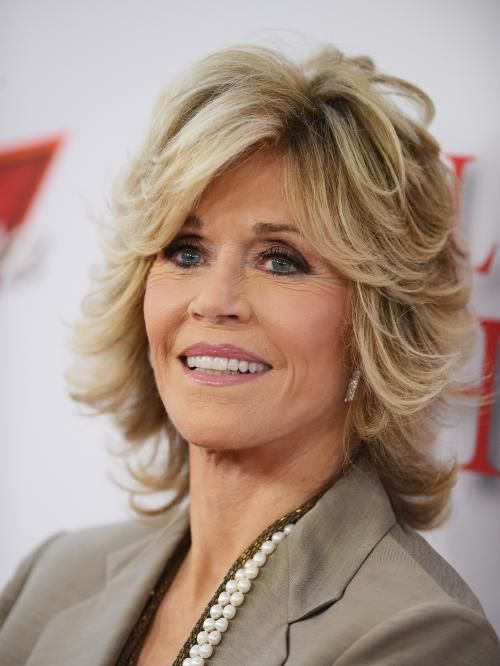 jane fonda hairstyle 2014 published may 25 2014 at in jane fonda short ...