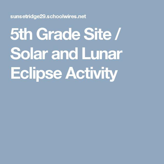 full solar system 5th grade - photo #33