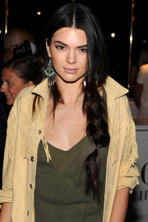 Kendall Jenner's Hair and Makeup Looks - Kendall Jenner's Beauty Transformation