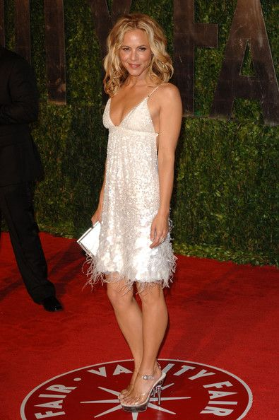 Maria Bello Photos Photos - Actress Maria Bello arrives at the 2010 Vanity Fair Oscar Party hosted by Graydon Carter held at Sunset Tower on March 7, 2010 in West Hollywood, California. - 2010 Vanity Fair Oscar Party Hosted By Graydon Carter - Arrivals