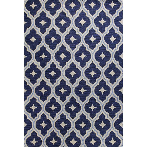 Shop Joss & Main for your Miranda Rug in Navy. Pair this rug with a button-tufted benchfor a sophisticated entryway ensemble, or simply let it define space on its own in your den or master suite.