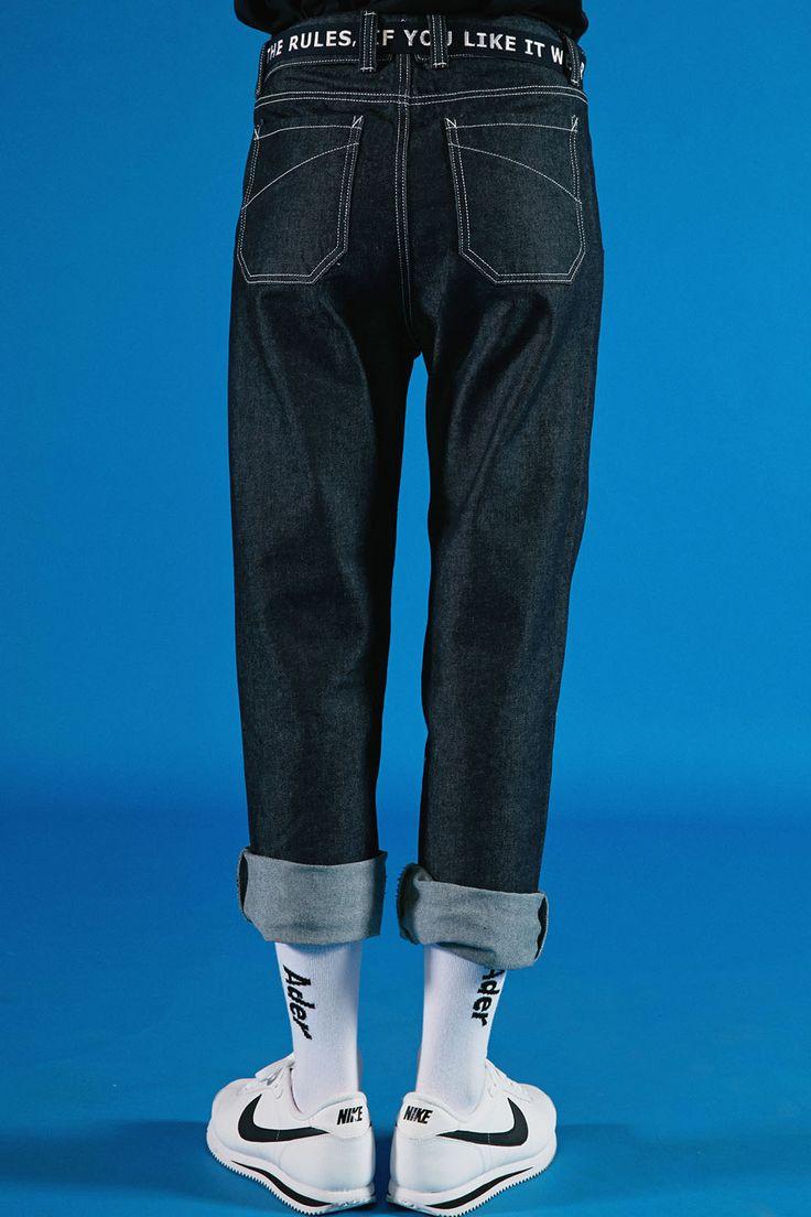 'Ader' socks #ader#image#company#socks#image#photo