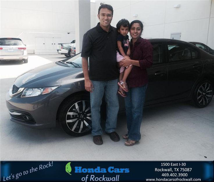"https://flic.kr/p/sZaqVH | #HappyAnniversary to Blessy Mathew on your 2014 #Honda #Civic Sedan from Jim Rutelonis at Honda Cars of Rockwall! | <a href=""http://www.hondacarsofrockwall.com/?utm_source=Flickr&utm_medium=DMaxxPhoto&utm_campaign=DeliveryMaxx"" rel=""nofollow"">www.hondacarsofrockwall.com/?utm_source=Flickr&utm_me...</a>"