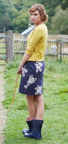 Get the Look #Joules #florals