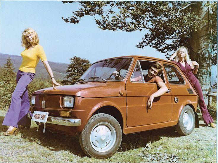 Fiat 126 #classiccar #vintagecar