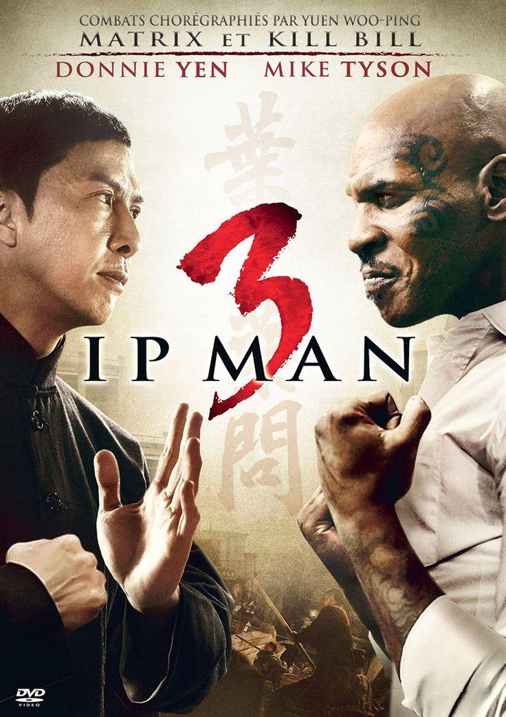 Ip Man 3 en streaming complet. Regarder gratuitement Ip Man 3 streaming VF HD illimité sur VK, Youwatch