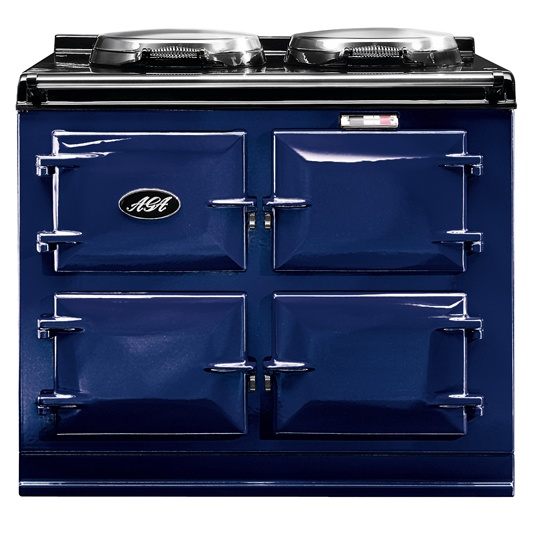 blue cobalt aga stove
