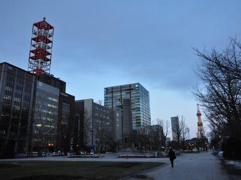 NTTコミュニケーションズ|札幌大通4丁目ビル