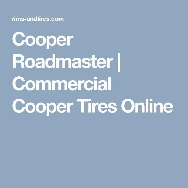 Cooper Roadmaster | Commercial Cooper Tires Online