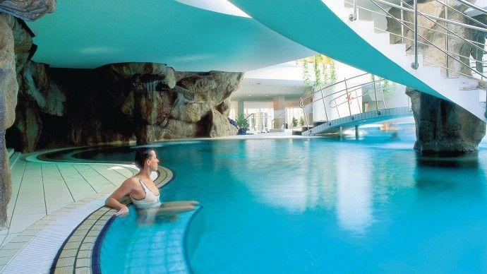 Hotel Apollo**** -  Slovenia · Costa adriatica · Portorose. #benessere #detox #burnout #terme #slovenia