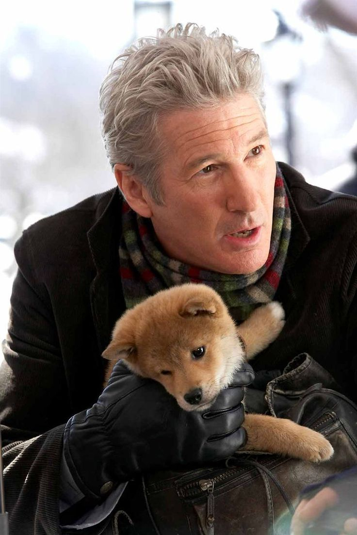 Choose Your Winter Accessories Wisely.  Richard Gere.  voxsart:    Just gets better with age! And Richard Gere isnt to bad either lol  wb102