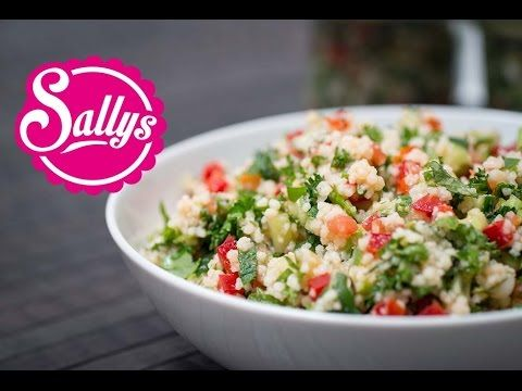 orientalischer Couscous Salat