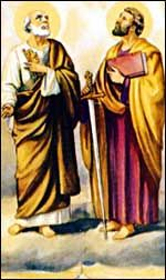 STS. PETER AND PAUL :: Catholic News Agency (CNA)