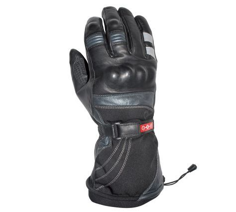 NEW! StormGuard Heated Motorcycle Gloves