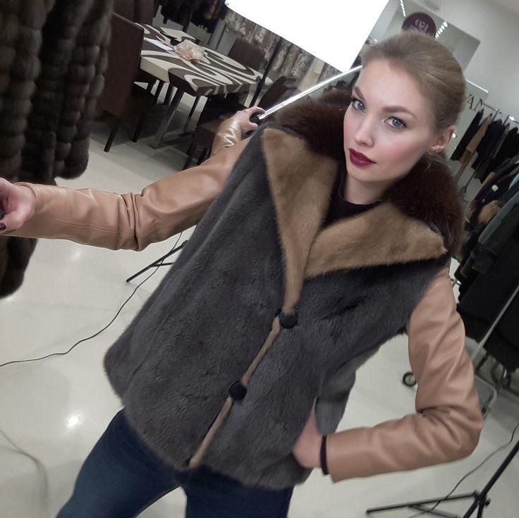 AVANTI FURS - P-RANE 2 Mink Jacket мех шуба #avantifurs #fur #fashion #mink #fox #luxury #musthave #мех #шуба #стиль #норка #зима #красота #мода #topfurexperts