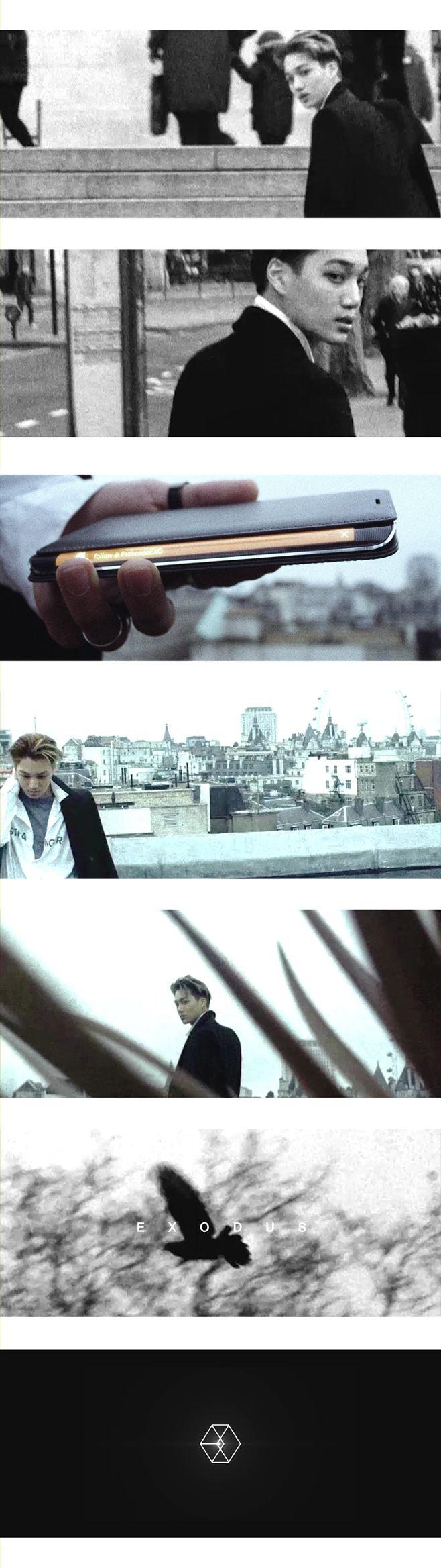 EXO EXODUS Kai London Teaser
