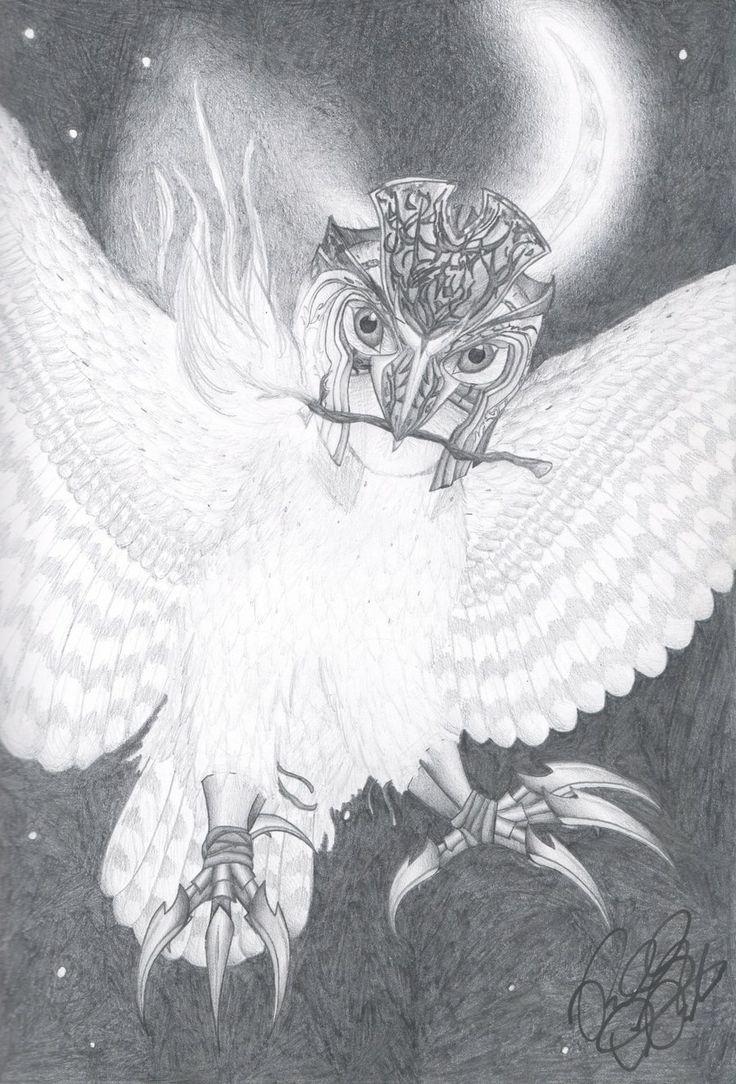 guardians of ga'hoole artwork   The Legend of Soren by ~ EagleFlyte