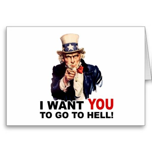 Uncle Sam Wants You Parody funny parody of the cl...