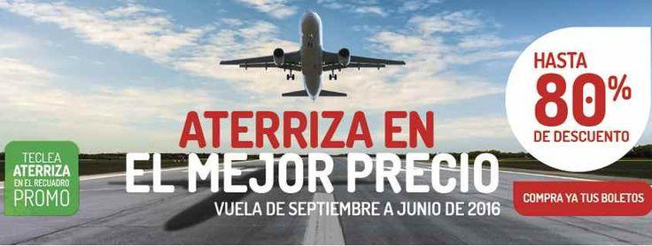 Vivaaerobus descuento en viajes y vuelos nacionales