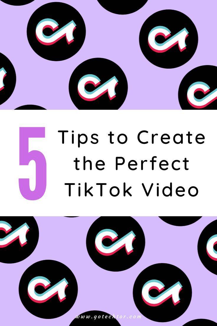How To Use Tiktok A Beginner S Guide Infographic Gotechtor Blog Social Media Marketing Quotes Social Media