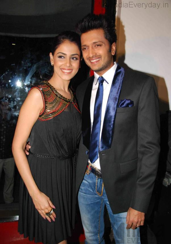 The Newest Cutest Couple, Ritesh & Genelia<3
