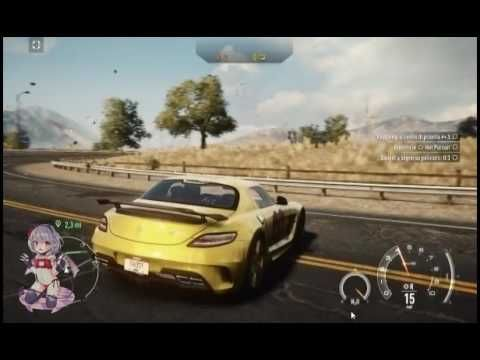 need for speed rivalers prova 2