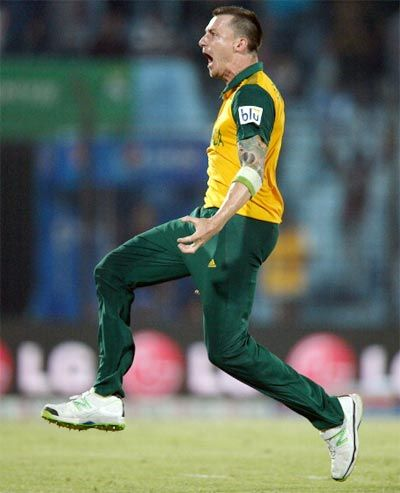 Steyn bowled one of the great final overs in the history of International  cricket to earn South Africa their first victory of the ICC World by a  nail-biting ...
