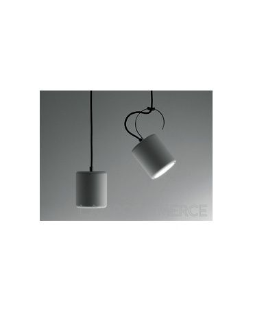 Fabbian Tube hanging lamp Lights & Lamps - LampCommerce