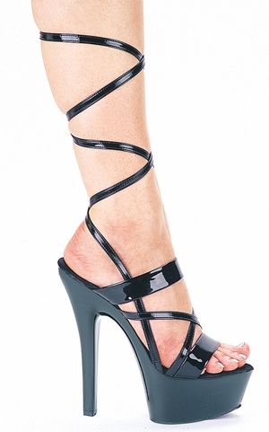 Elle stripper boots