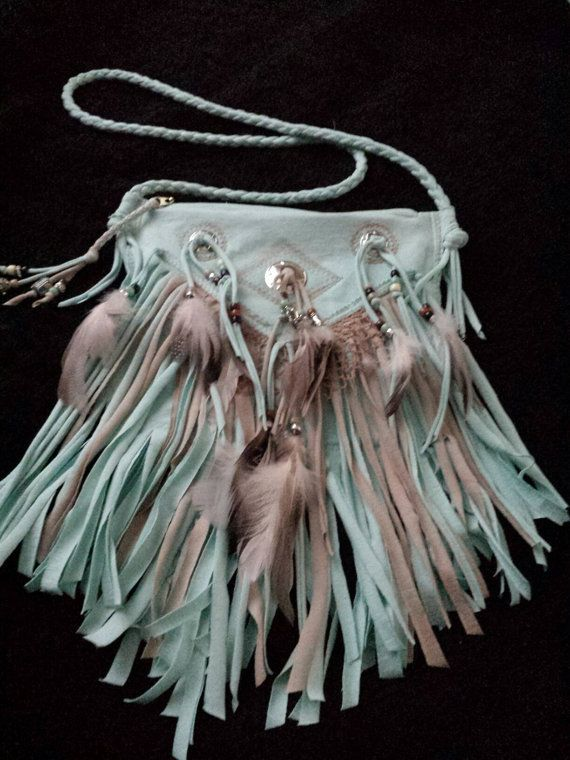 Check out this item in my Etsy shop https://www.etsy.com/listing/464592249/white-cloud-fringe-festival-bag