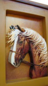 Arte Francesa: o cavalo da Litoarte