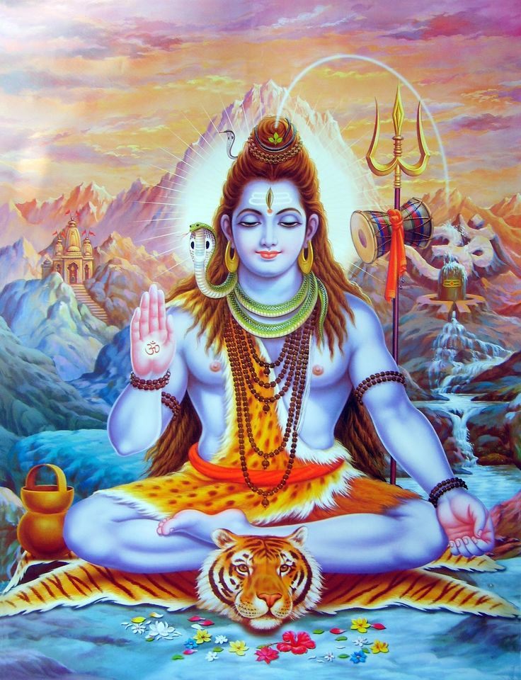 Resultado de imagem para deuses principais do  hinduísmo