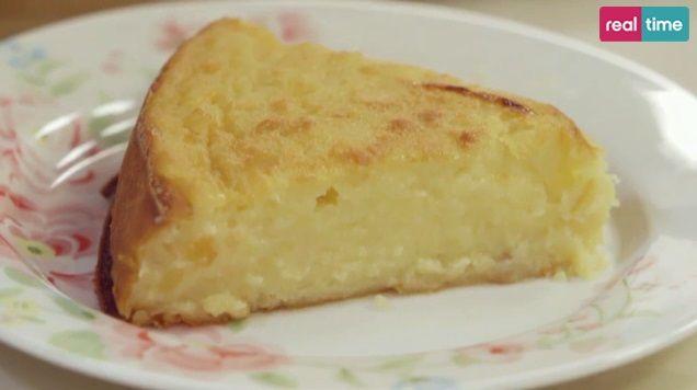 torta di mele al cucchiaio Molto Bene