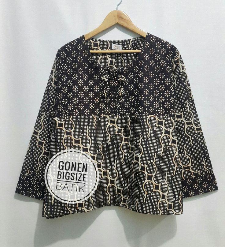Big size batik