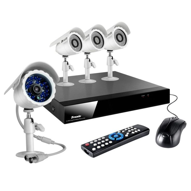 955 best hidden wireless security cameras images on pinterest dvr cctv security camera systems are you concerned about security of your home or office solutioingenieria Choice Image