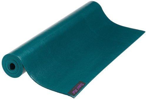 Hugger Mugger Original Tapas Yoga Mat (74-Inch, Emerald)