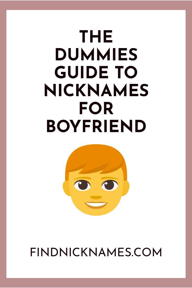 couples nicknames list