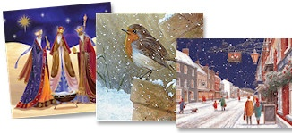 Charity Christmas Cards 2012