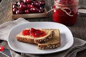30 Minutes to Homemade SURE.JELL Sour Cherry Freezer Jam