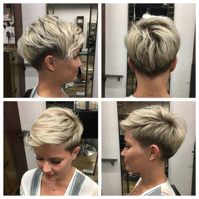 Short and Good Looking! 10 Frisuren, die ein paar Jährchen wegmogeln!