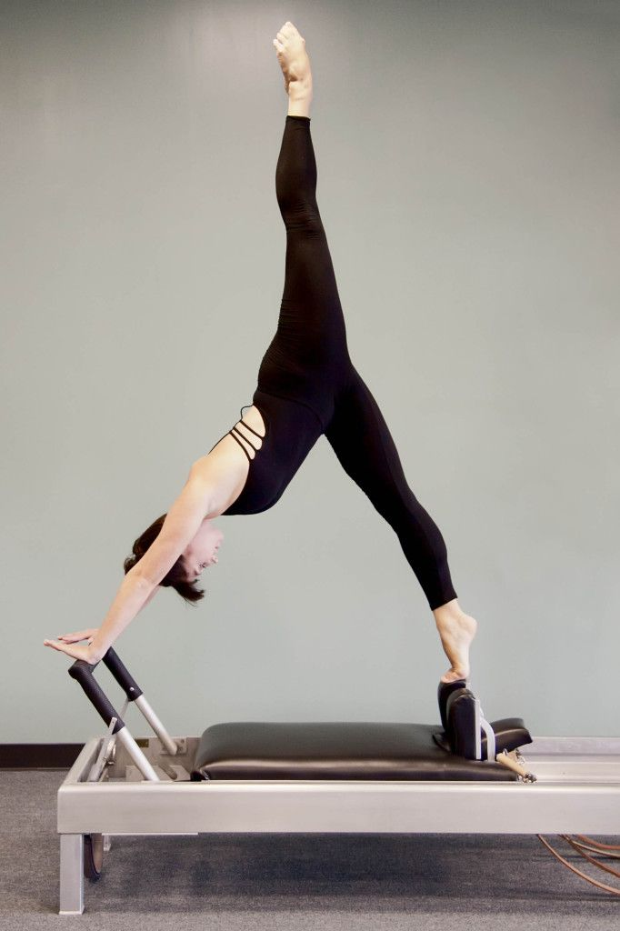 Long and lean #pilates