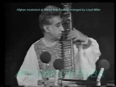 Humayun Sakhi best Rubab (from Afghan star show2012) - YouTube