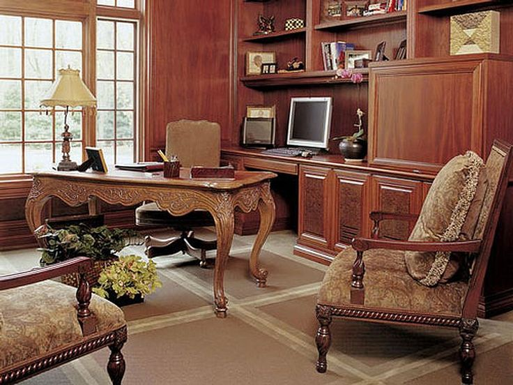 awesome 100+ Vintage Traditional Home Office Design Ideas