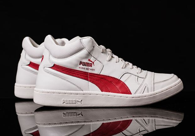 1980s Puma Becker Leather OG trainers reissued | Puma tennis
